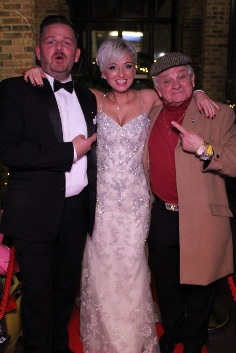 Del boy wedding