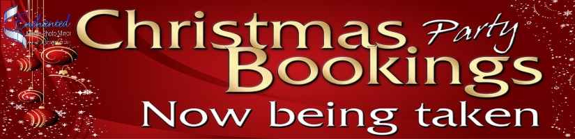 Christmas bookings 2017