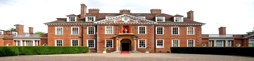 Hunton park wedding fair