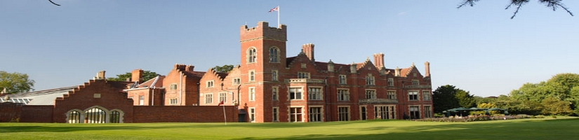 Hertfordshire golf and country club venue showcase