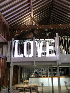 enchanted love lights white