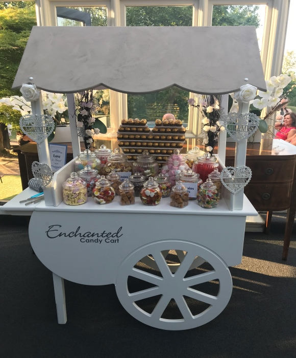 enchanted sweet cart