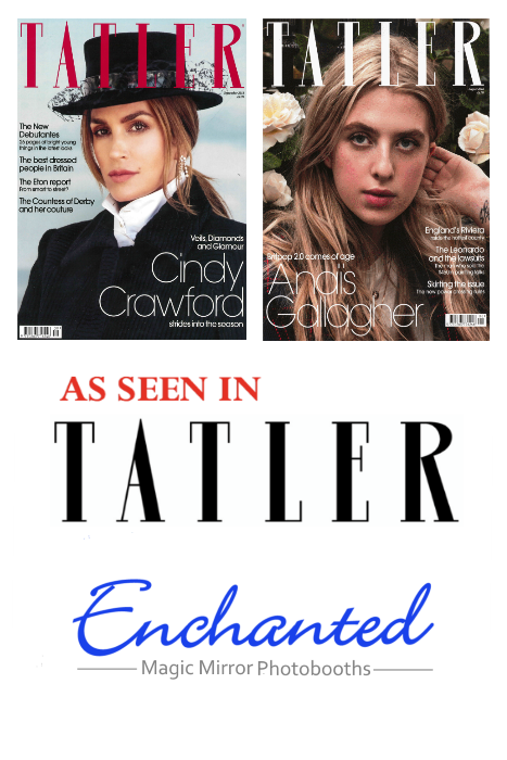 enchanted as seen in tatler magazine