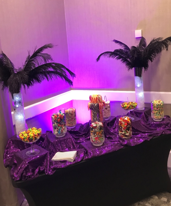 Enchanted magic mirror Sweet Table