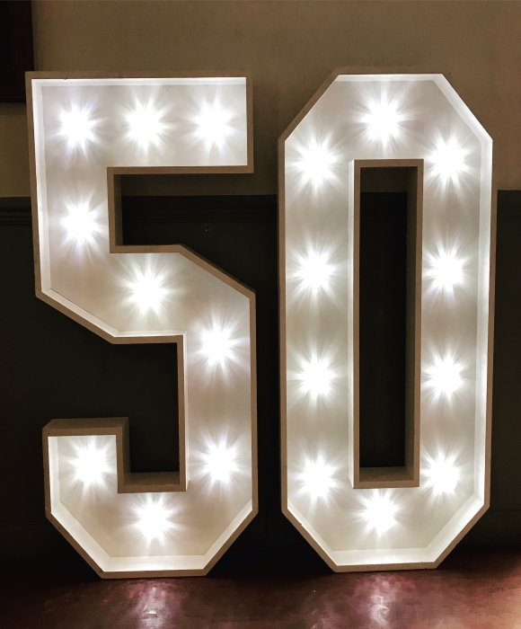 enchanted giant 50 light up letters