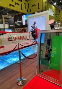 Sharjah event wtm2019